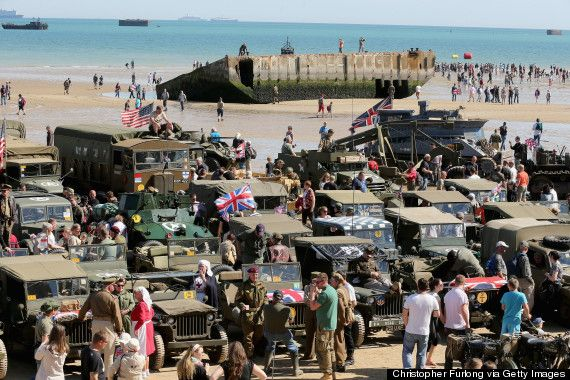 70th anniversary of d day france