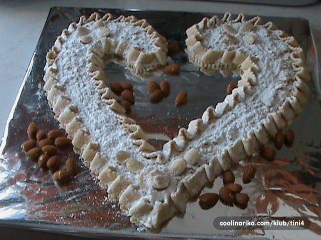 Rapska torta | Croatian food | Pinterest