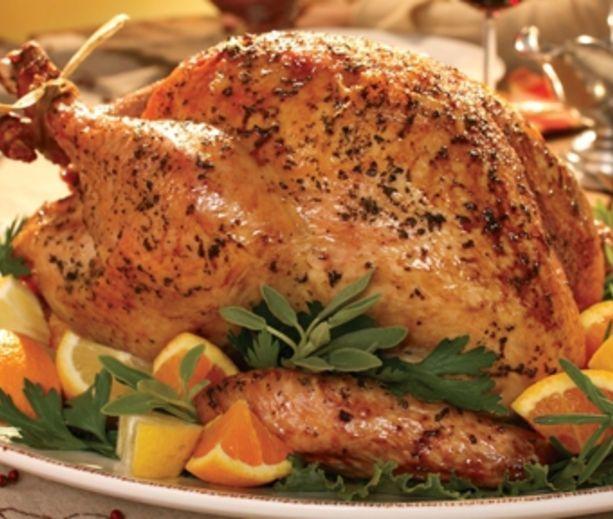 Herb-Roasted Turkey | diabetic recipes | Pinterest