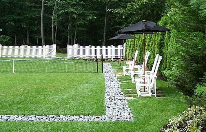 Grass Tennis Court In Backyard : Grass court, love!  Great  Pinterest