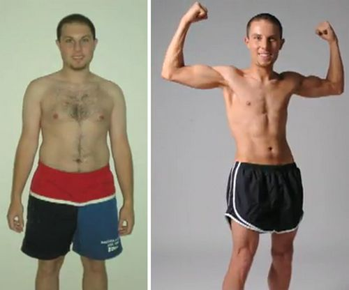 Before and After Weight Loss Photo | Weight Loss - Men | Pinterest