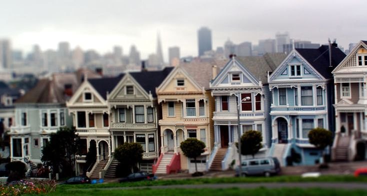 The Painted Ladies San Francisco Pinterest