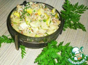 Кабачки со вкусом грибов на зиму рецепт