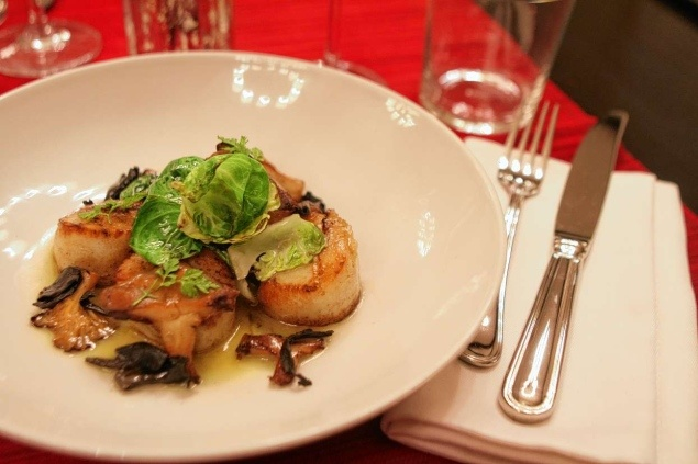 ... scallops baked scallops maine sea scallops in black tie recipes