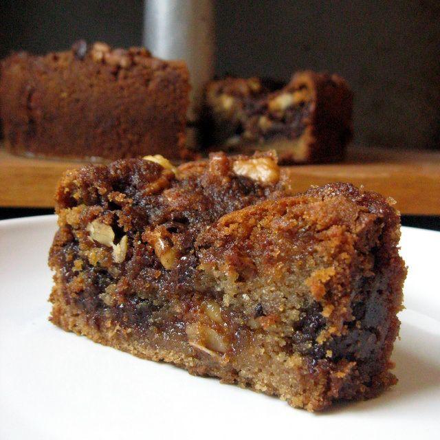 no bake coffee chocolate chip granola bars vegan chocolate cake ...