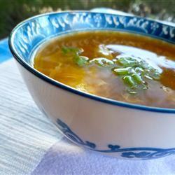 Restaurant Style Egg Drop Soup   I'd Eat That: Favorites   Pinterest