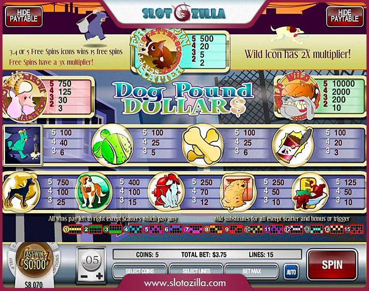 slotzilla free slots