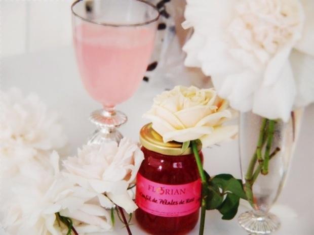 rose water lemonade | Prost! | Pinterest