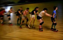Hooli's Drills and Spills page--tons and tons of derby info!!