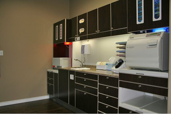 Brilliant Custom Dental Office Cabinets  Cabinet Plus Inc