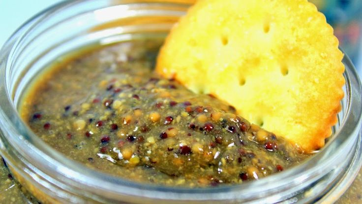 Spicy Brown Beer Mustard   Food and drinks   Pinterest