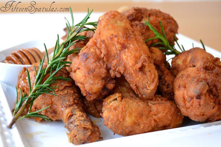 Thomas Keller's Buttermilk Fried Chicken. Dishes We Desire.