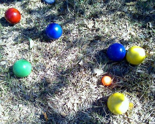 Bocce Ball Lawn Rules : Backyard Bocce Ball Rules