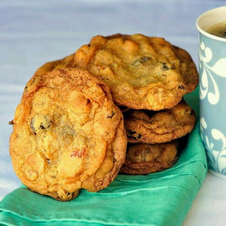 apricot raisin cookies | Cookies | Pinterest