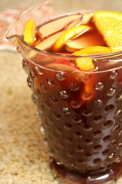 Traditional Sangria | drinks | Pinterest