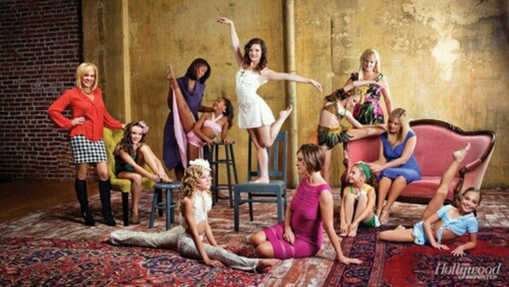 dance moms cast nude