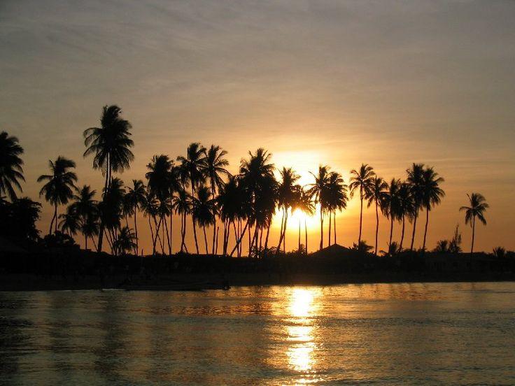 Mussulo sunset ~ Luanda, Angola, Middle Africa....
