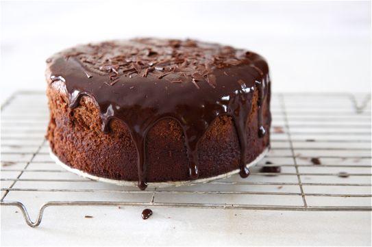 Chocolate & Amaretti Cake to try | Chocolate Cakes | Pinterest