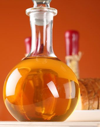 Apple cider vinegar is a good nutrient which helps against large