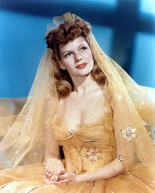 Rita Hayworth Cover Gi...