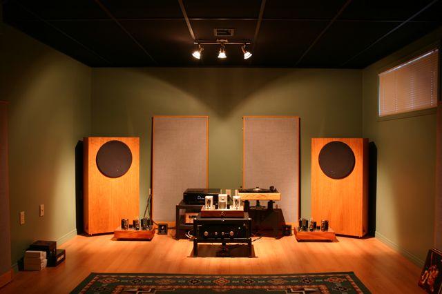 listening room | For the Home | Pinterest