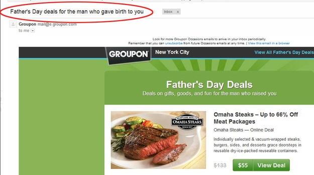 make father's day coupon book
