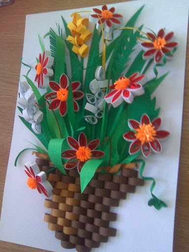 Quilling Papercraft
