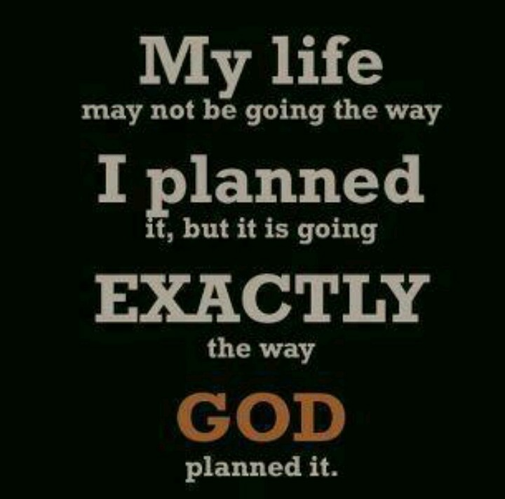 God's plan.. | Inspirational Quotes | Pinterest
