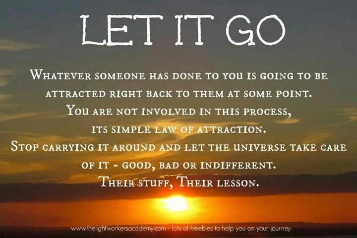 Let it go positive quotes inspiration positive words inspiration
