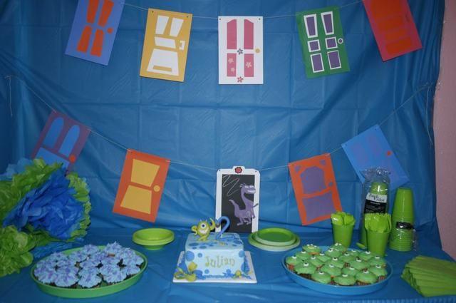 "Birthday ""Monsters Inc"""