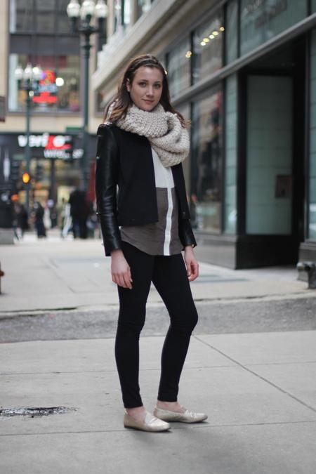 Chicago Street Style Adeaeveryday Wear Pinterest