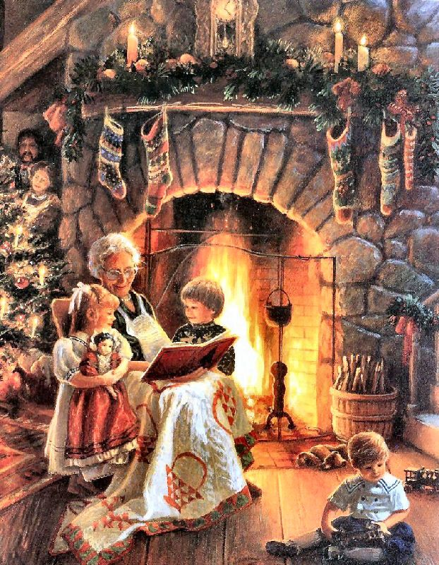 Christmas On Pinterest Old Fashioned Christmas Victorian Christmas