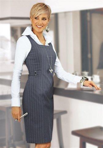 Сарафан в офис для женщин своими руками