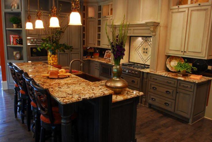 granite counters Granite Countertop Granite samples: Kitchen P ...