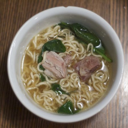 Slow-Cooker Monday: Pork and Ramen Soup