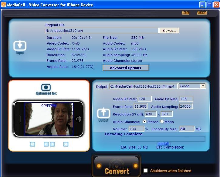 Mediacell video converter 1 4