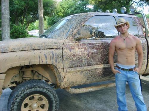 Nude Girls By Semi Trucks