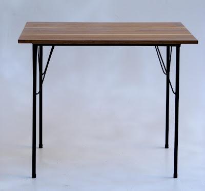 wood/black