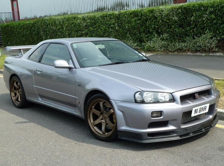 R34 Skyline Gtr >> Nissan Skyline GT-R R34 | Cars | Pinterest
