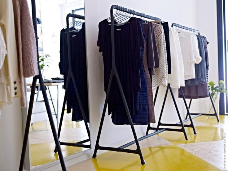 IKEA Clothing rack Turbo Apartment Pinterest