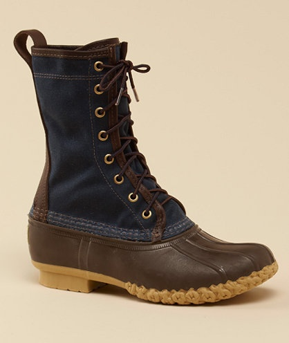 ll bean duck boots my style