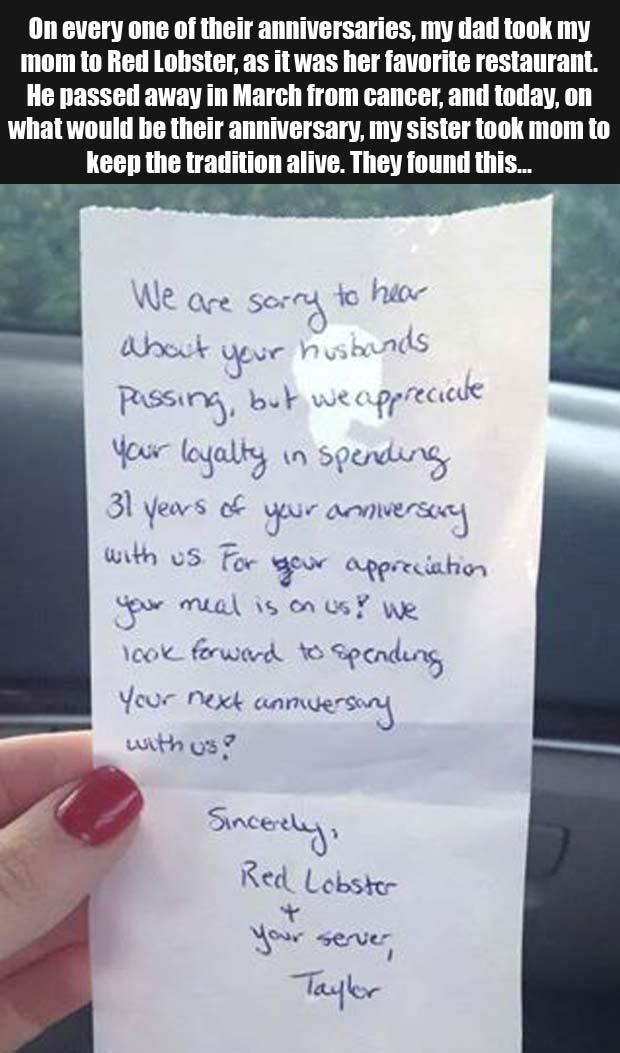 Dump A Day Faith In Humanity Restored - 28 Pics ~ love, more like a tear jerker