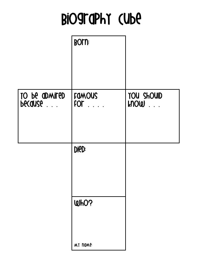 graphic organizer for writing a compare and contrast essay