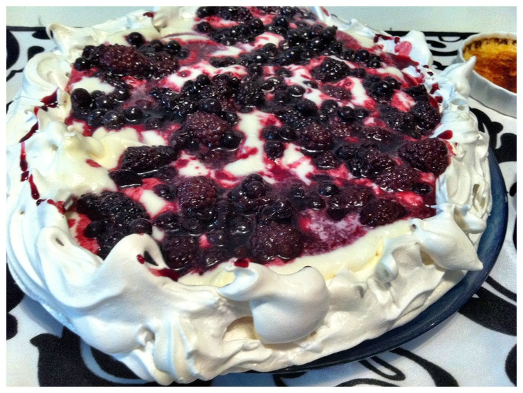 the best pavlova | My Food | Pinterest