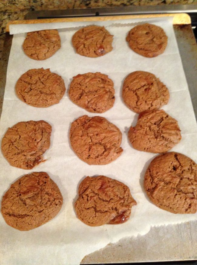 ALMOND BUTTER COOKIES! | Finally Made a Food Board | Pinterest