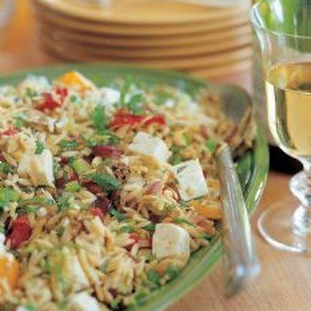 Roasted Vegetable Orzo | Recipes- Rice, Orzo, Quinoa, Paella and Riso ...