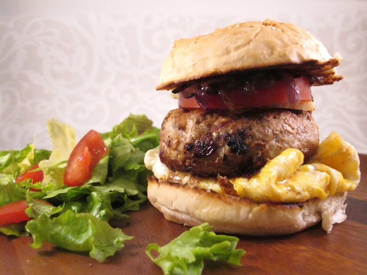 Pork And Apple Burgers Recipes — Dishmaps