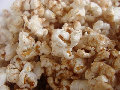 Sugar and Spice Popcorn. I've been wanting to try this one...hear its ...