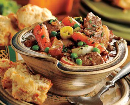beef slow cooker irish stew | Crockpot | Pinterest