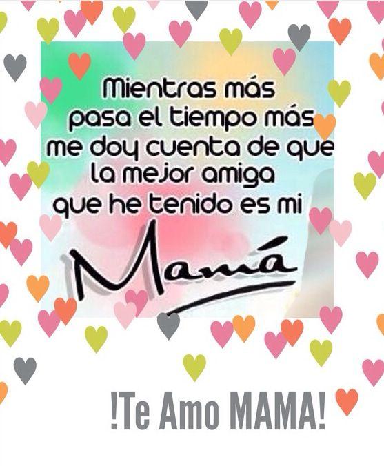 how to say la mama poem